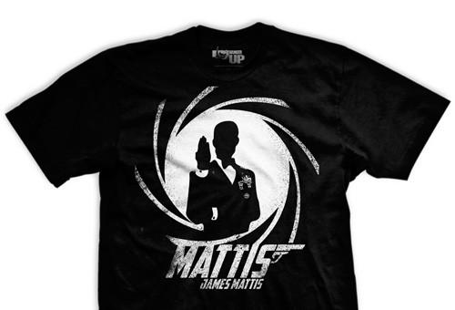 Mattis, James Mattis Vintage Fit T-Shirt
