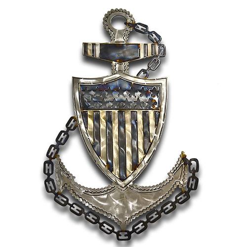 American Liquid Metal - USCG Anchor