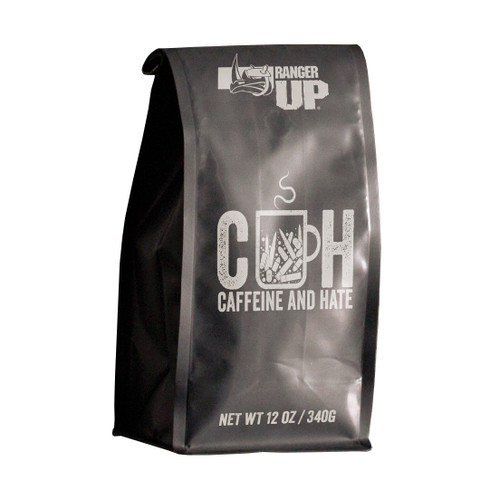 NEW: Caffeine and Hate Coffee by Black Rifle Coffee Company