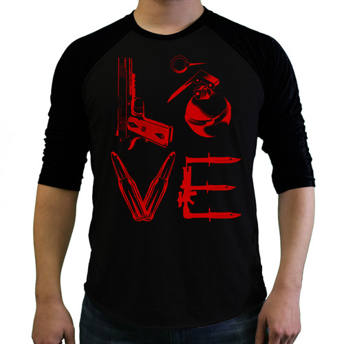 Raglan LOVE  - Limited Edition