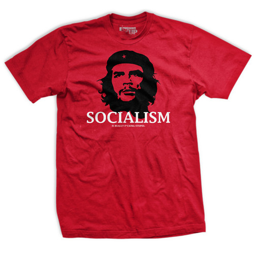 Socialism Normal-Fit T-Shirt
