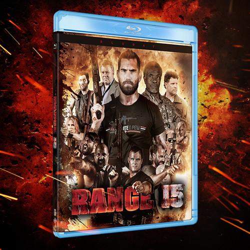 Range 15 Blu Ray