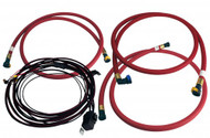 01-10 CHEVY/GMC Duramax Diesel Lift Pump Wiring Kit and Lines