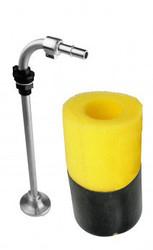 Diesel Pump Baffle & Dip Tube assembly