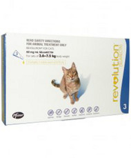 Revolution For Cats 3 Pack