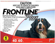 Frontline Plus For Very Large Dogs 40 - 60kg | Love A Pet