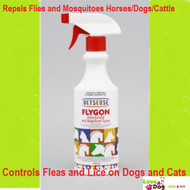 Flygon Insecticidal Spray for Horses, Dogs, Cats, Cattle and Sheep/Pigs