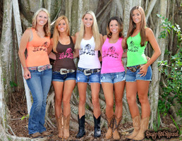 Onesize Cute hog hunting tops