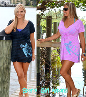 Sea Turtle cute little beach coverup