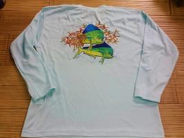 SEAFOAM MAHI MAHI YOUTH sunshirt