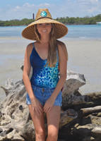 Extra Wide Brim fishing-beach Hat
