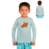 Toddler Hogfish sunshirt