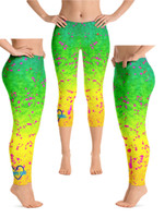 Pink - Mahi Skin leggings Full or cropped length