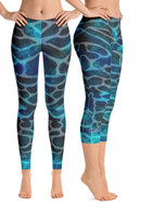 Predator Tiger shark Leggings