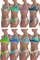 REVERSIBLE CUSTOM DESINGS BIKINI
