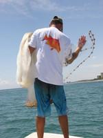 Fishing Apparel-Men\'s Hog Fish T - Shirt