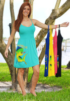 Dolphin Fishing Dress more colors