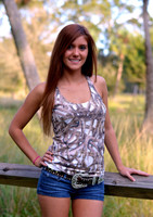 Big buck Antler Burnout Tank Top