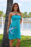 Marlin Shell Dress