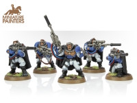 BRONZE Scouts with Sniper Rifles