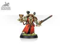 SILVER Sanguinary Priest