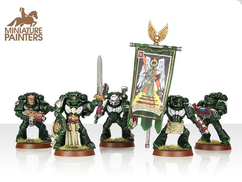 BRONZE Command Squad