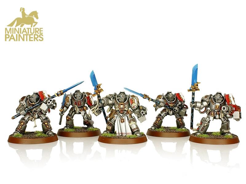 GOLD Terminators