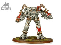 SILVER Nemesis Dreadknight