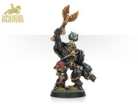 GOLD Chaplain Cassius