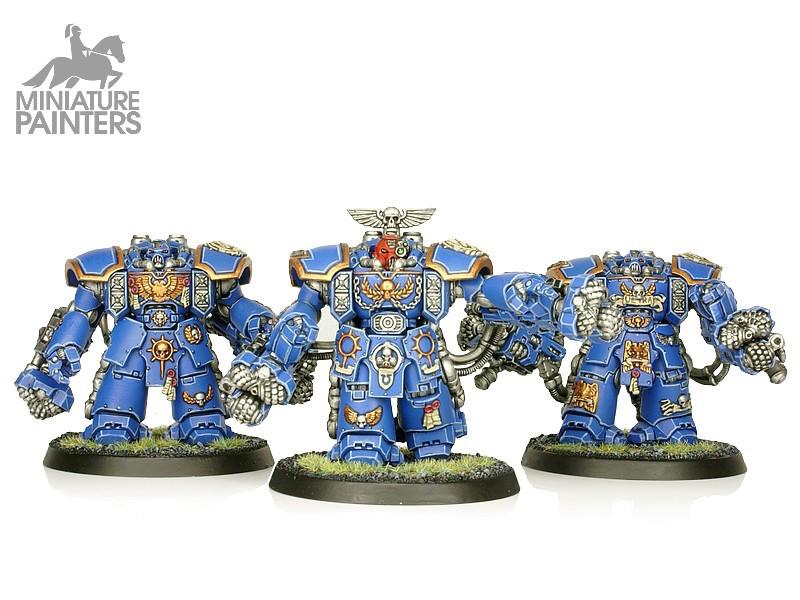 SILVER Centurion Assault Squad