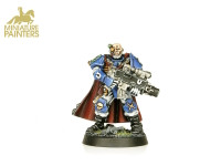 GOLD Sergeant Telion