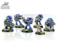 SILVER Devastator Squad