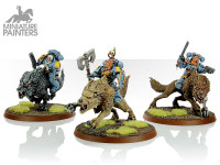 SILVER Thunderwolf Cavalry