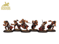 GOLD Bloodrunners