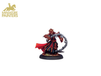 GOLD Bloodrunner Master Tormentor