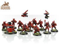 BRONZE Fire Warriors Strike Team