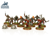 LEAD Uruk-hai Siege Troops