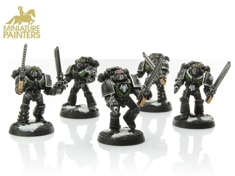 GOLD Legion MKIV Despoiler Squad