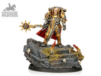 SILVER Lorgar Primarch of the Word Bearers