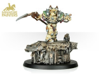 GOLD Calas Typhon First Captain of the Death Guard