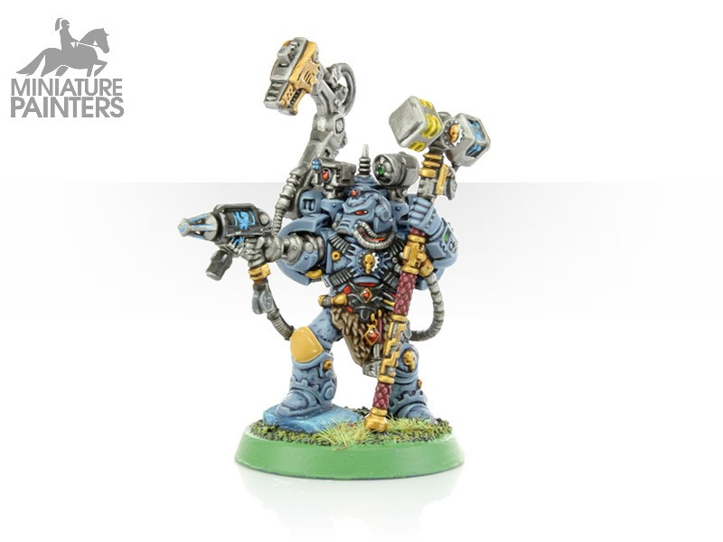 SILVER Iron Priest