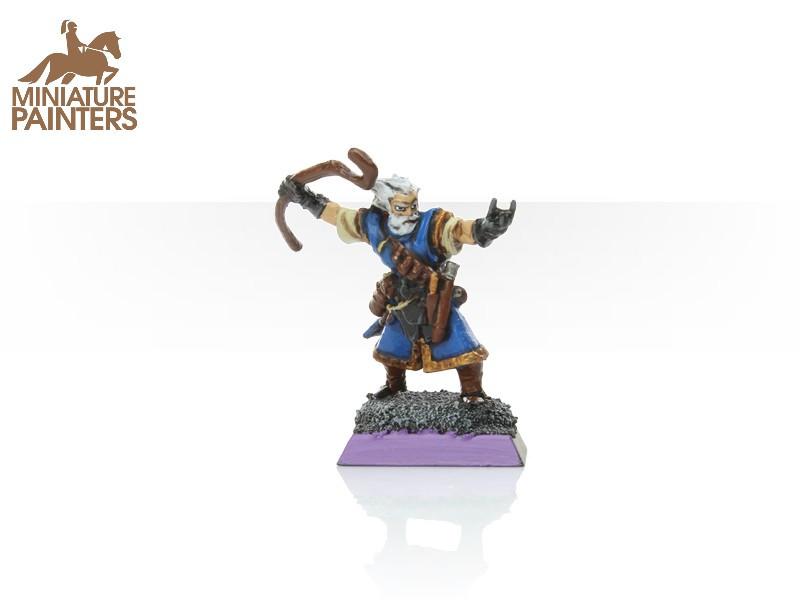 BRONZE Ezren, the Iconic Wizard