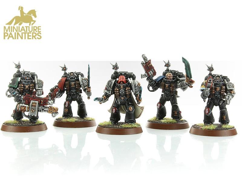 GOLD Deathwatch Kill Team