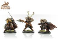 BRONZE Death Wolves