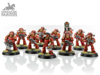 SILVER Legion Tactical Marines