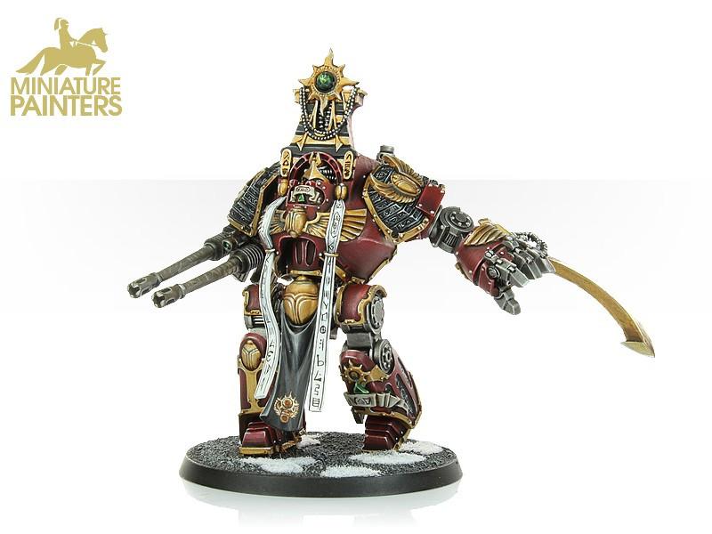 GOLD Osiron Pattern Dreadnought