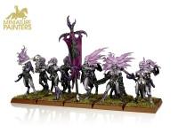 GOLD Daemonettes of Slaanesh