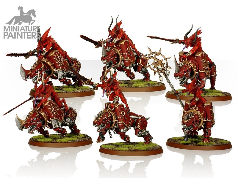 SILVER Bloodcrushers
