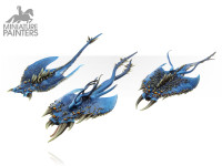 SILVER Screamers of Tzeentch
