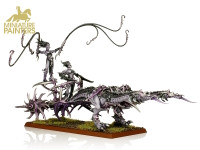GOLD Chaos Seeker Chariot of Slaanesh